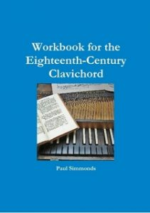 Workbook for the Eighteenth-Century Clavichord